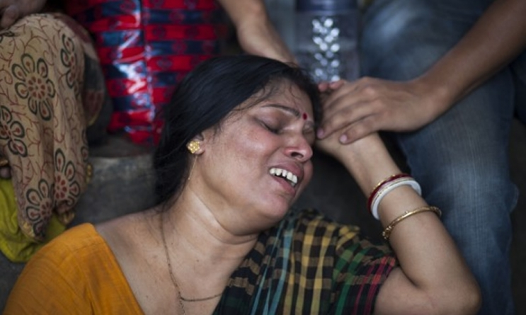 Bangladesh Stampede kills at Least 10