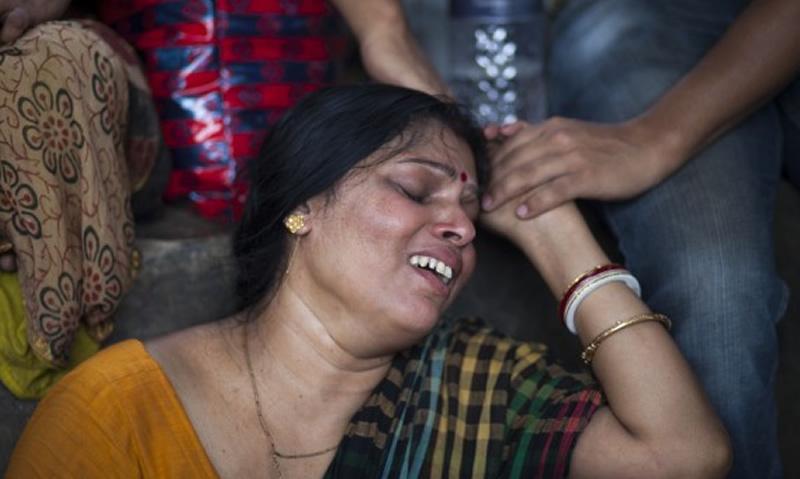 Stampede kills 10 Hindu pilgrims in Bangladesh