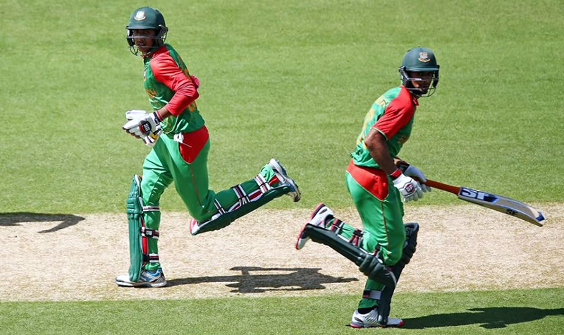 ICC Cricket World Cup 2015 England Knocked Out by Bangladesh