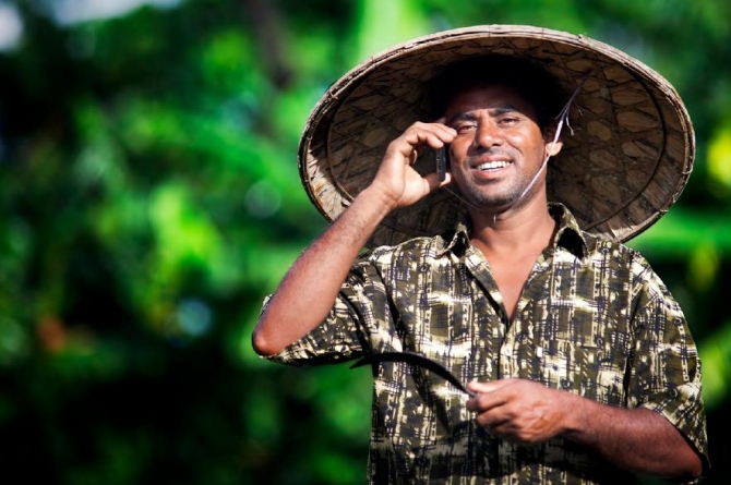 Bangladesh Mobile Phones Can't Ring National Anthem