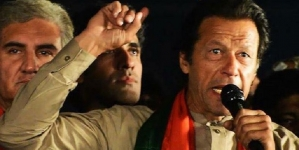 Imran Announces Anti Corruption Movement In Sindh Rally In Lahore
