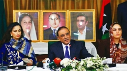 Bilawal to Enter Politics Gradually, says Zardari