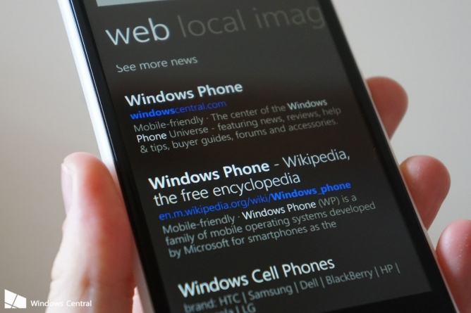 Microsoft's Bing Search Engine to go 'Mobile Friendly'