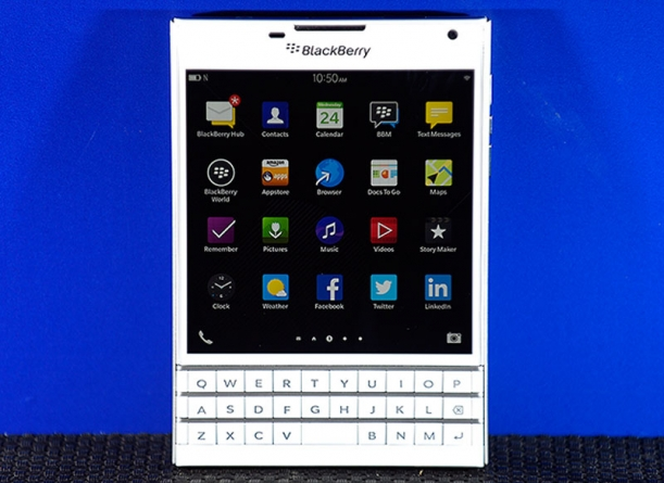 BlackBerry CEO Sees Fewer New Devices