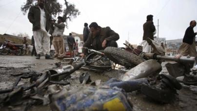 Blast kills One, Wounds 10 in Quetta