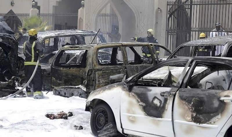 Saudi Arabia Blast