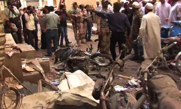 Bohra Community Mosque Attacked in Karachi, 2 dead