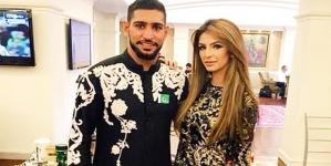 Boxer Amir Khan, Wife Faryal Makhdoom Stun in Ali Xeeshan