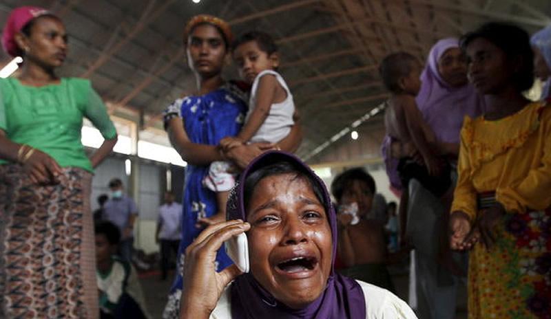 Burma flatly denies