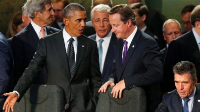 Cameron Meets Obama, Vows Cyber Security Cooperation
