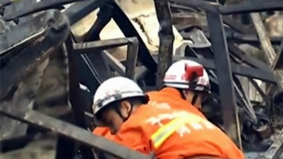 Care Home Fire Kills 38 in China