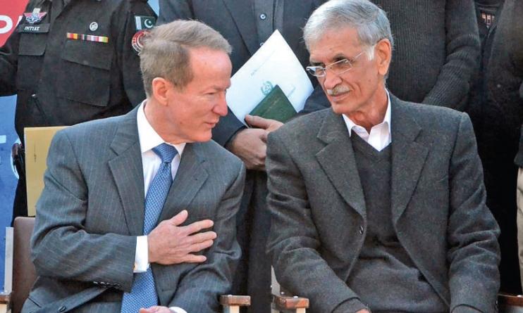 Ch Nisar Secretly Meet Imran in Islamabad, Claims Khattak