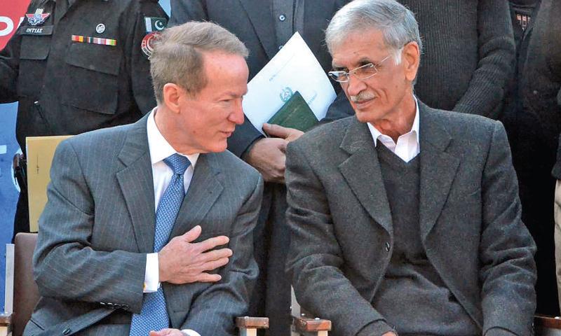 Ch Nisar and Khattak