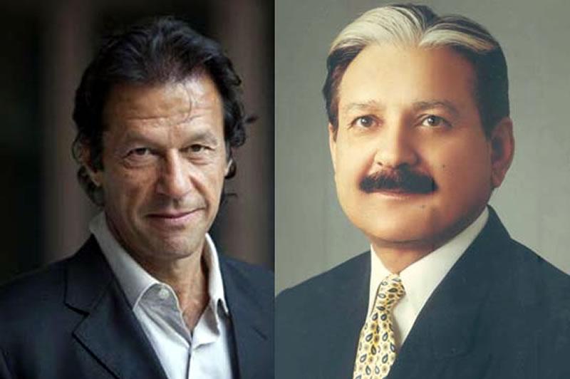 Chief Election Imran Khan