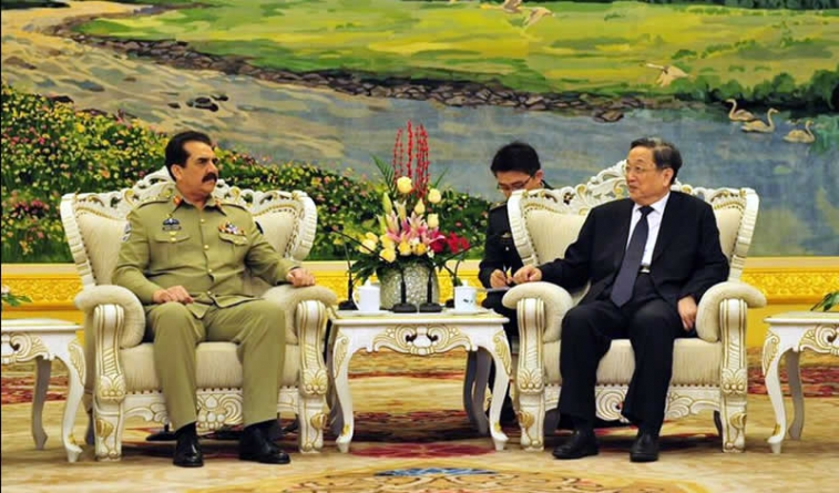 China says Pakistan 'Most Reliable Friend', Vows to 'Help in All Respects'