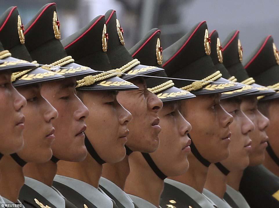 Chinese Guard
