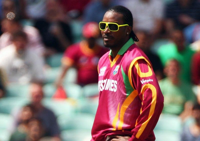 Chris Gayle Pictures