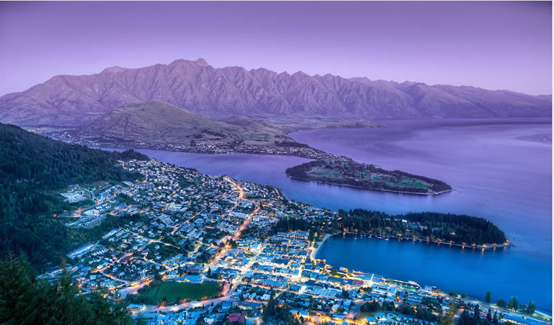 City of Queenstown