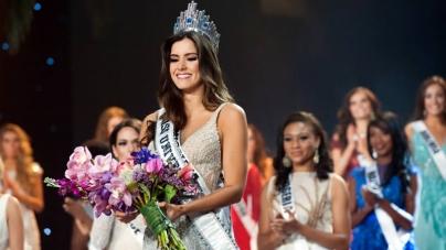 Colombia Paulina Vega Wins Miss Universe Title