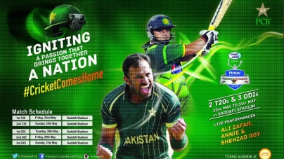 Cricket Comes Home – Pakistan Hosting International Cricket After 6 Years