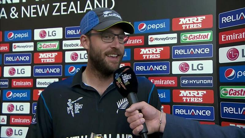 Daniel Vettori world cup 2015