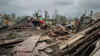 Death Toll Rises in Cyclone Hit Vanuatu