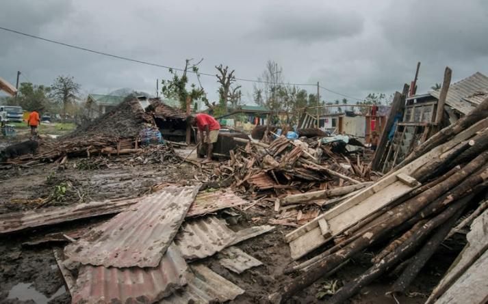 Death Toll Rises in Cyclone Hit Vanuatu