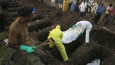Death toll in Ebola Outbreak Rises to 7588: WHO
