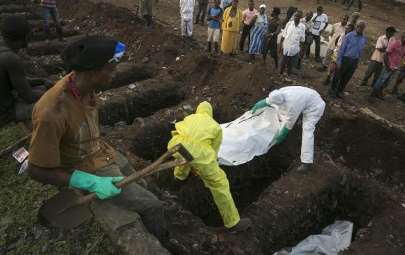 Ebola outbreak rises