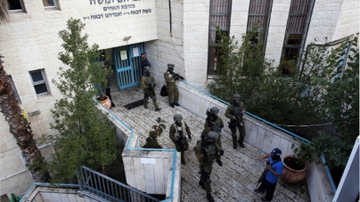 Deaths As Jerusalem Synagogue Attacked