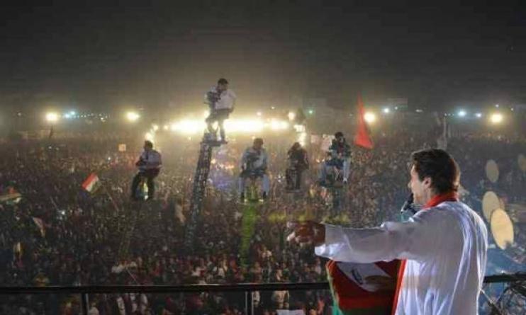 Watch Video: Imran Khan Declares 'Decisive Battle' On Nov 30