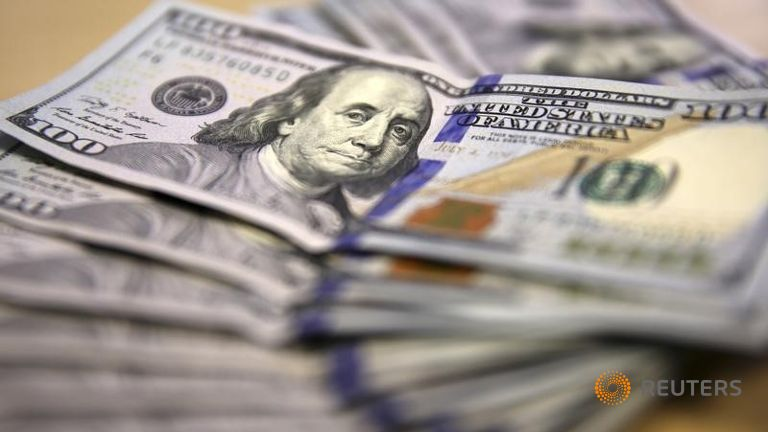Dollar closes at all time high level of 143