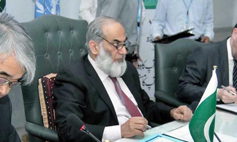 Muhammad Afzal Khan