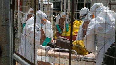 Ebola Death Toll Tops 8000: WHO