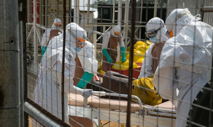 Ebola Death Toll Tops 8000: WHO