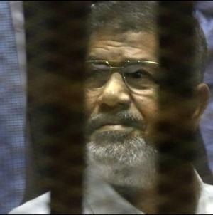 Egypt's Ousted President Morsi Jailed for 20 years