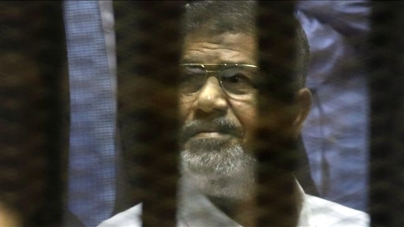 US Calls Death Sentence for Mursi 'Unjust'