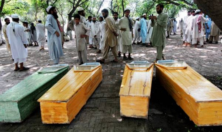 Eight Bodies Recovered in Khyber Agency Areas