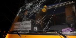 Rocket Strike in Ukraine kills 11 Bus Passengers