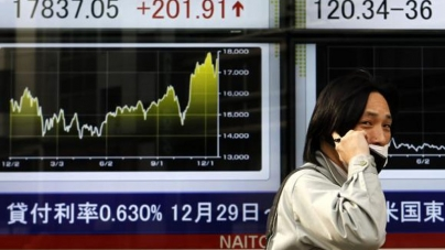 Euro Starts New Year at New Lows in Asia