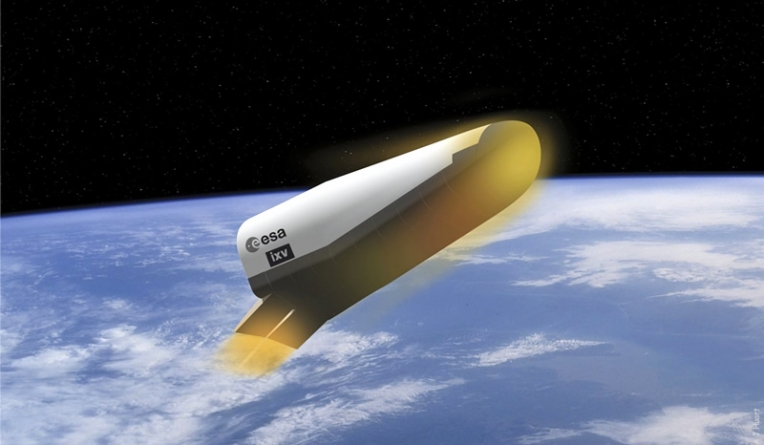 Europe to Test Wingless `Space Plane`