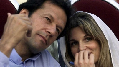 Ex-wife Jemima Khan Wishes Imran Khan Best in 'New Phase Of Life'