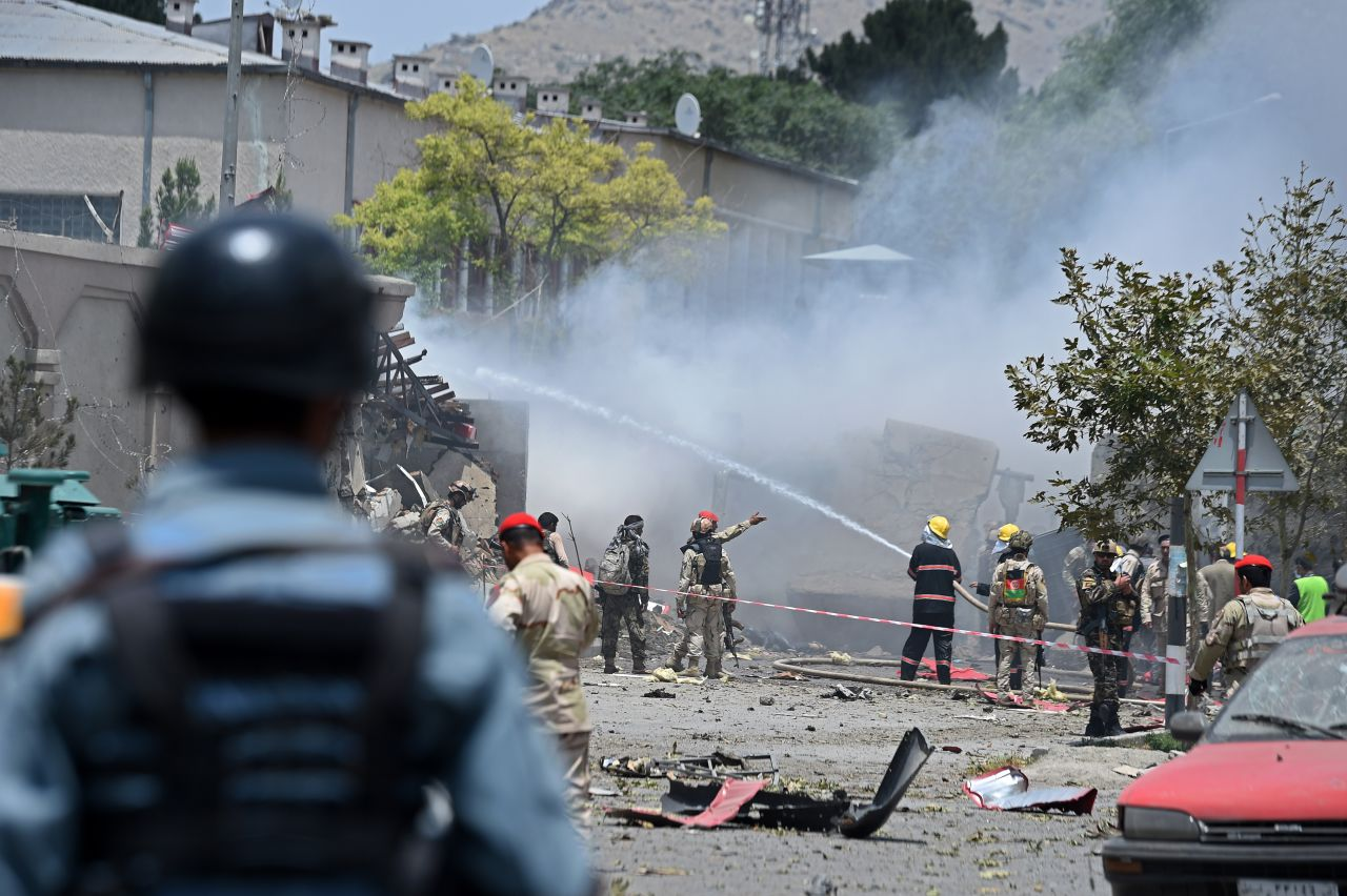 Taliban attacks Afghan parliament