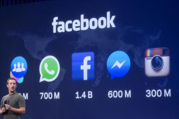 Facebook Bets on Messenger App,