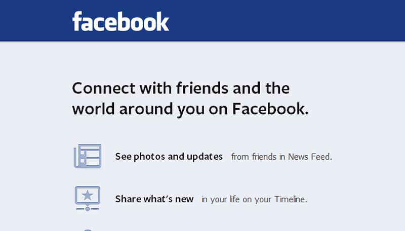 Facebook clarifies