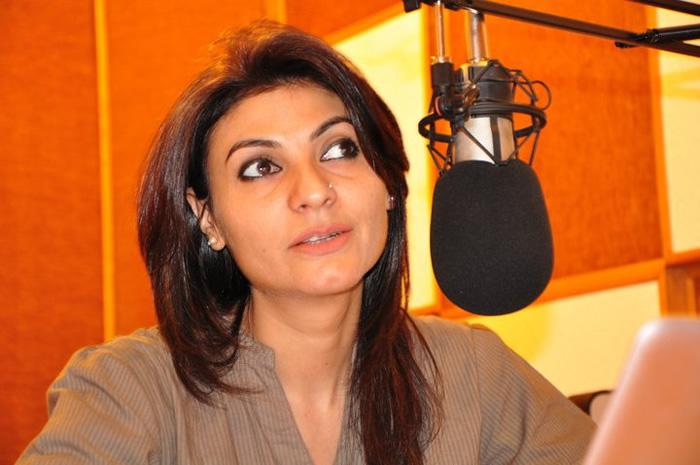 Fareeha Pervaiz Singer