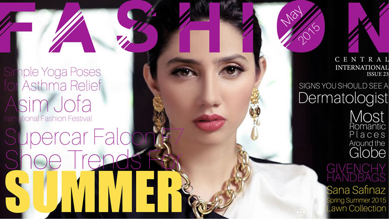 Fashion Central Magazine