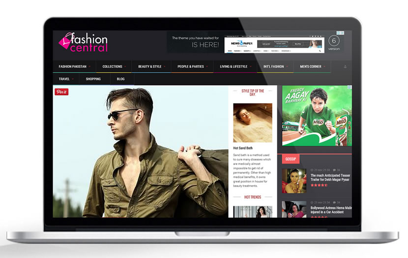 fashion central new look gallery
