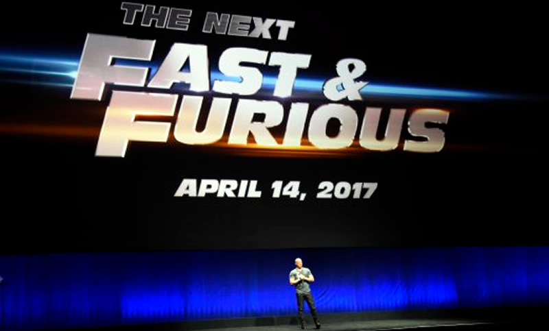 'Fast and Furious 8
