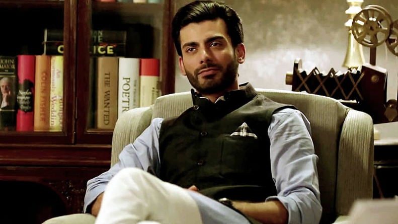Fawad Khan Replaces one of Bollywood's top Khans